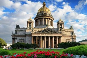 St.Peterbursg với những địa danh nổi tiếng không thể bỏ qua khi đi tour Nga