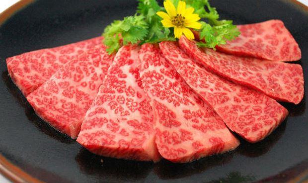 món thịt bò Kobe