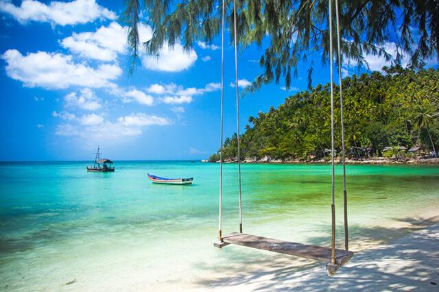 Nhìn chung khí hậu Thái Lan là nóng ẩm