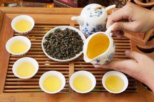 Thưởng thức trà Ô Long khi đi du lịch Đài Loan