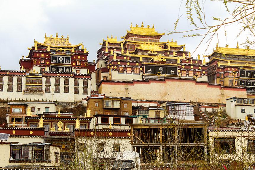 Tu viện Songzanlinsi (Tùng Tán Lâm)