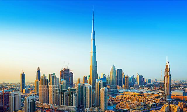 Dubai là một trong hai thành phố có quyền phủ quyết trong Các Tiểu vương quốc Ả Rập thống Nhất (UAE)