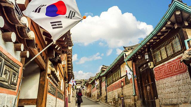 Du lịch Hàn Quốc là cơ hội để khám phá cơ man điều thú vị tại mảnh đất này