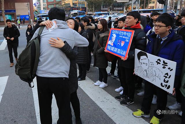 Kì thi đại học có vai trò cực kì quan trọng ở Hàn Quốc