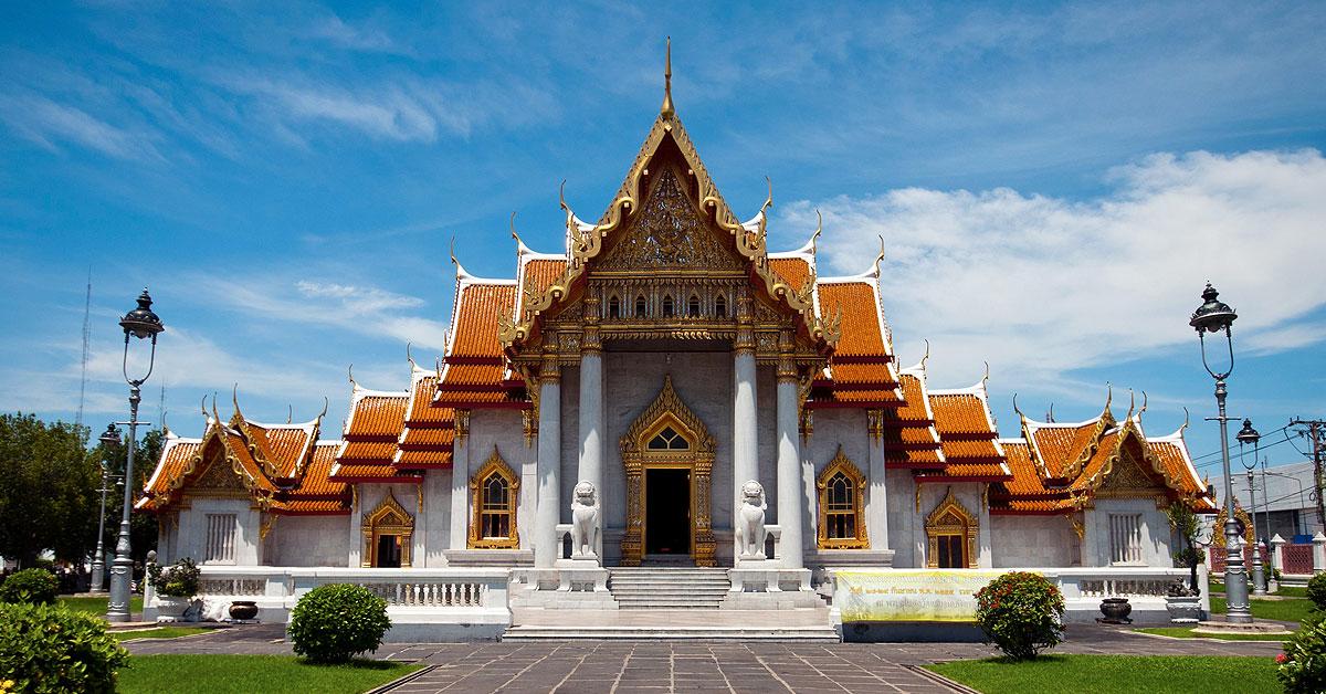 Chùa Wat Benchamabophit Dusitvanaram