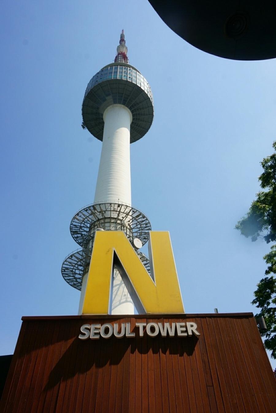 Gía vé cáp treo lên tháp truyền hình N Seoul Tower Namsan có đắt không