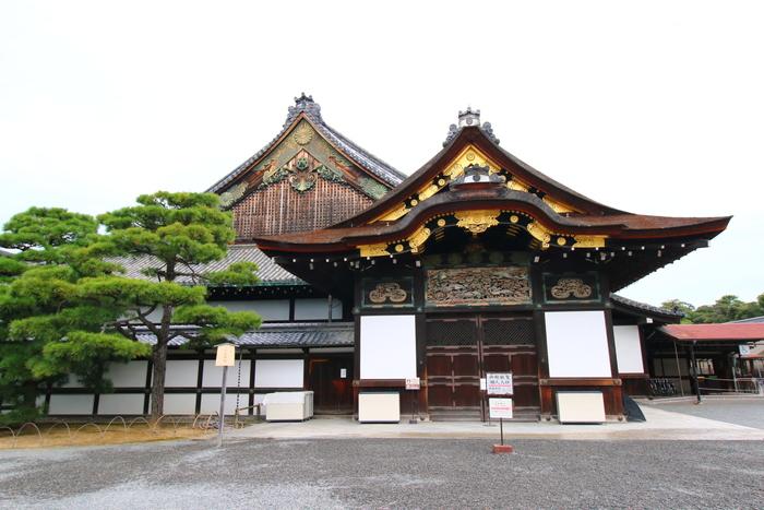 Lâu đài Nijo (Nijojo)