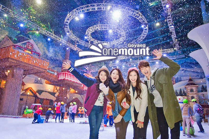 one-mount-snow-park-korea