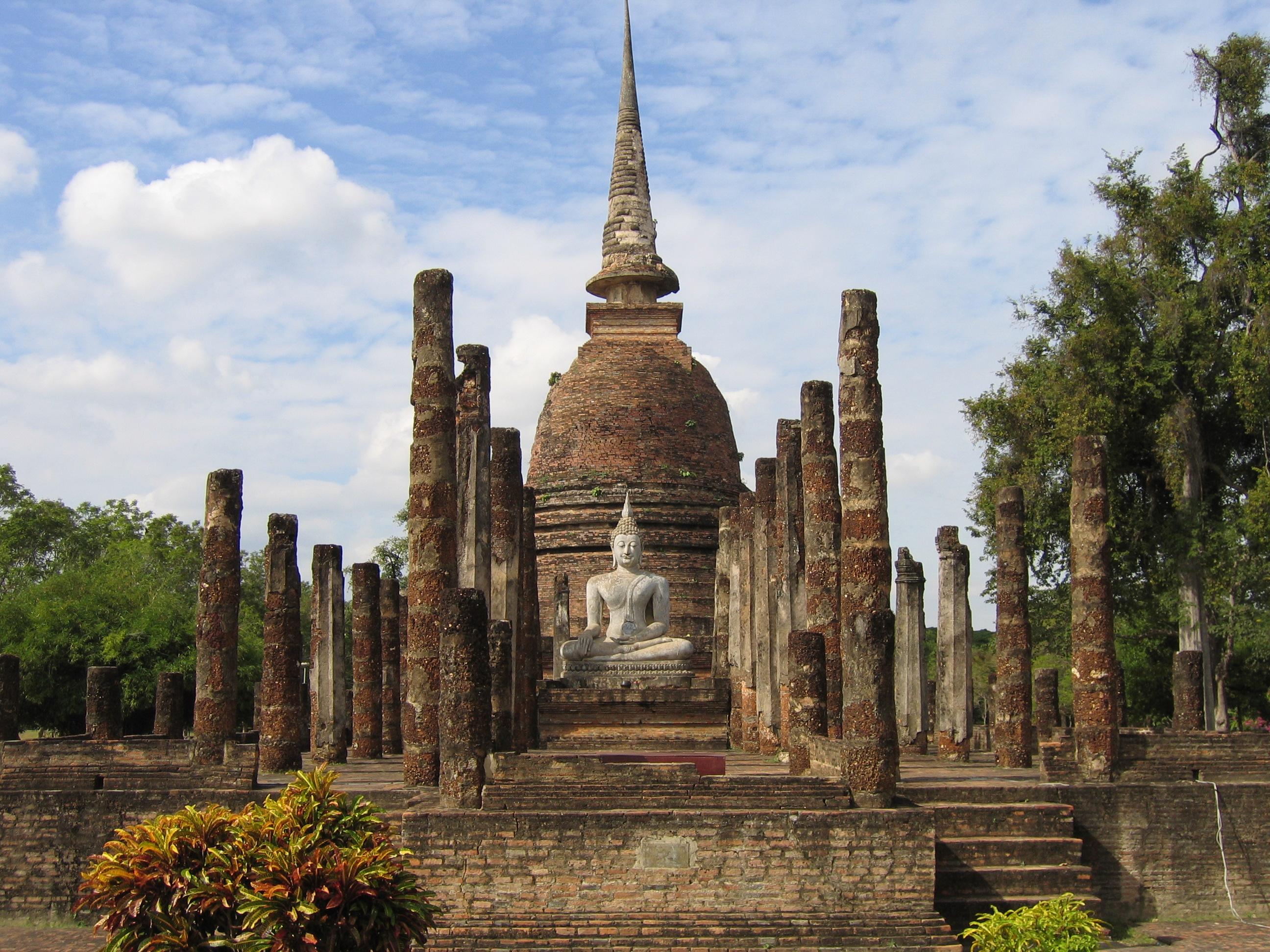 Đền Wat Mahathat