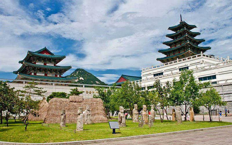 bảo tàng dân gian Hàn Quốc