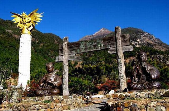Bảo tàng văn hóa Đông Ba là nơi lưu giữ hàng nghìn hiện vật, quý giá của dân tộc Naxi từ thời xa xưa