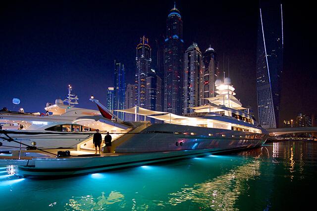 Chỉ có khoảng 20 tỷ phú trên thế giới sinh sống ở Dubai