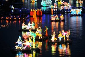Độc đáo với những lễ hội truyền thống ở Hàn Quốc