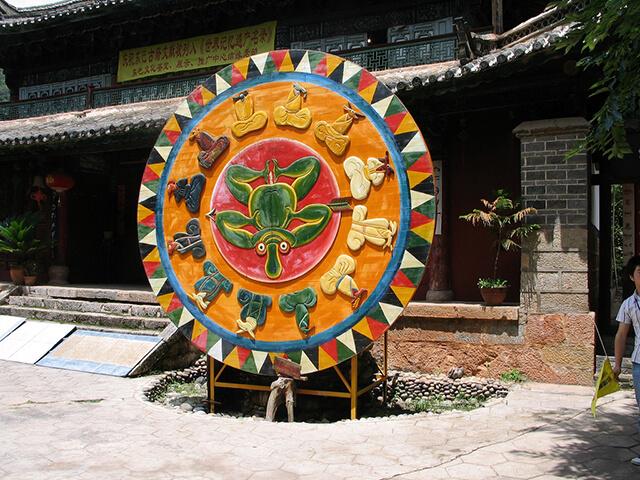 Đến bảo tàng Đông Ba để tìm hiểu về văn hóa đặc sắc của tộc người Naxi