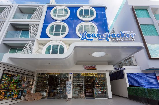 BearPacker Patong hostel