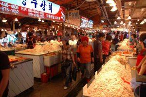Khám phá 3 khu chợ hải sản nổi tiếng nhất ở Hàn Quốc