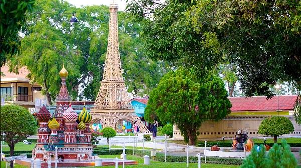 Công viên Mini Siam Pattaya Thailand