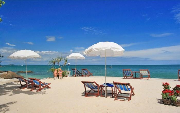Bãi biển Pattaya Thailand