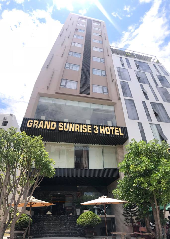 khách sạn 3* Grand Sunrise 3