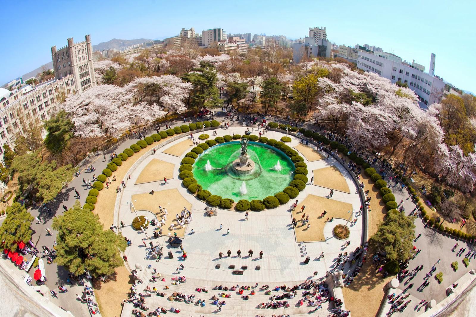 trường Đại Học Kyunghee hàn quốc