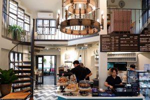Khám phá 3 tiệm cà phê mới toanh tại Bangkok trong tour Thái Lan