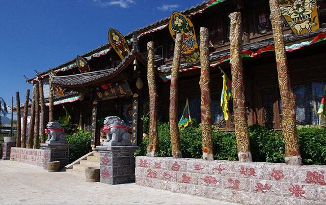 Ngôi làng Bạch Sa yên bình, ẩn chứa nhiều điều thú vị