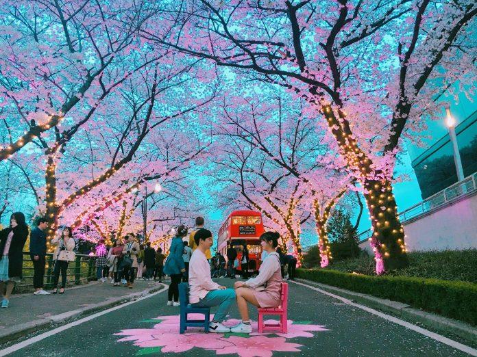 công viên giải trí Eworld