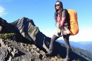 Leo núi Yushan khi đi tour du lịch Đài Loan tự túc