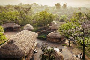 Naganeupseong – Ngôi làng cây nấm độc đáo phía Nam Hàn Quốc