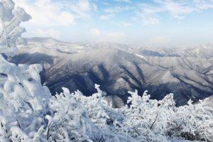 Khám phá những ngọn núi tuyệt đẹp khi đi du lịch Hàn Quốc
