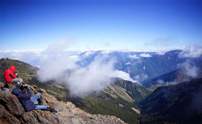 núi Yushan