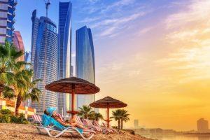 Có thể bạn chưa biết về thời tiết Dubai ?