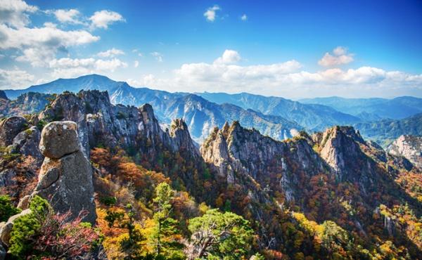 Vườn quốc gia Seoraksan