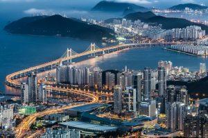 Vẻ đẹp thành phố Busan dưới lăng kính chủ quan của khách du lịch Hàn Quốc