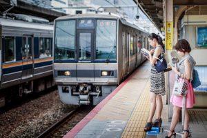 Hình ảnh tuyệt đẹp bên trong xe lửa Sunrise Express ở Nhật Bản