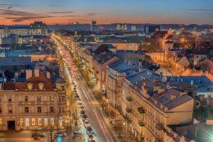 Những thành phố làm lên tên tuổi cho một Châu Âu cổ kính