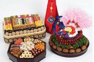 Văn hóa ẩm thực truyền thống trong ngày lễ hôn nhân ở Hàn Quốc