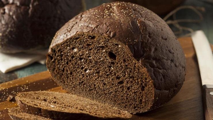Bánh mì tròn Brötchen ở Đức