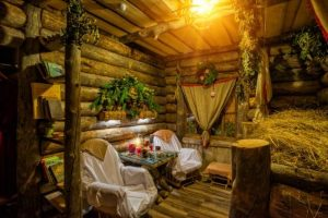Trải nghiệm văn hóa tắm bằng chổi trong Banya khi đi du lịch Nga