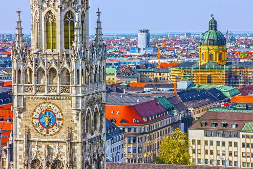 Khám phá cảnh đẹp bốn mùa ở nước Đức