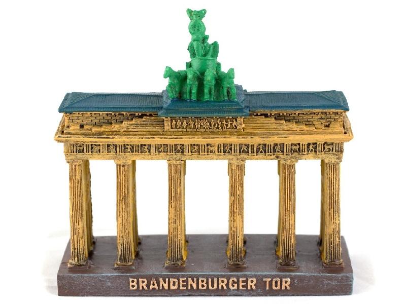 Bức tượng Cổng Brandenburg
