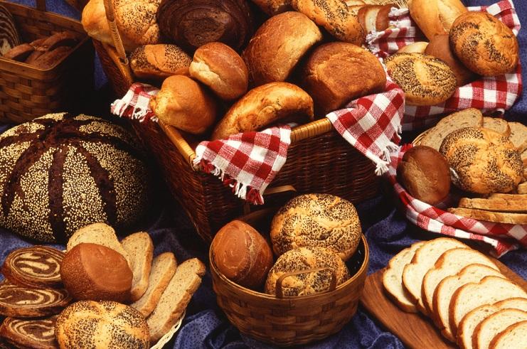Các loại bánh mì ở Đức