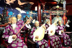 Chương trình hòa nhạc của người Naxi là buổi trình diễn thú vị, mới lạ mà bạn nên thưởng thức trong tour du lịch Trung Quốc của mình