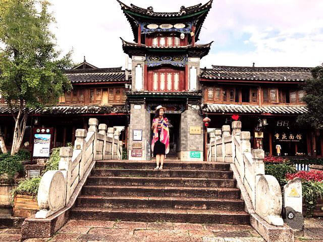 Cây cầu cổ kính ở trung tâm của Bắc Thành đảm bảo sẽ mang đến cho bạn những tấm hình đẹp