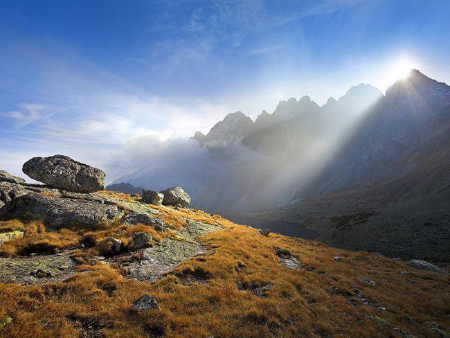 Mùa thu tại Slovakia