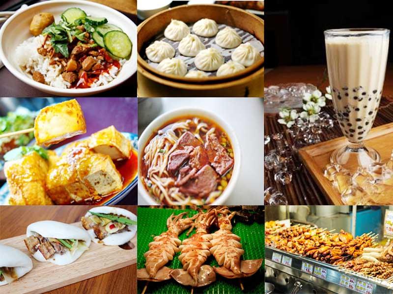 ẩm thực Zhongzhen