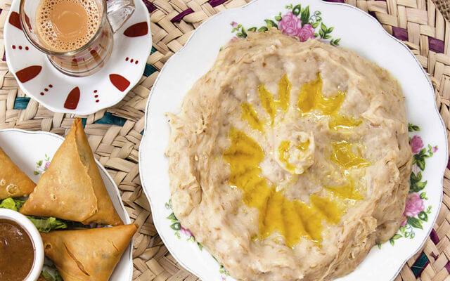 Al hares là món ăn được người Dubai sử dụng trong nhiều dịp lễ quan trọng trong năm