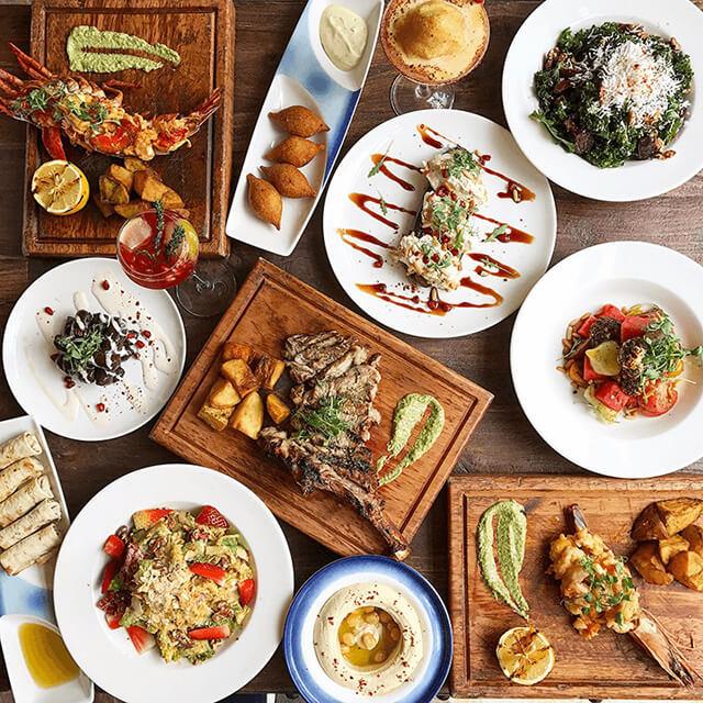 Dubai sở hữu rất nhiều món ăn địa phương thơm ngon, hấp dẫn