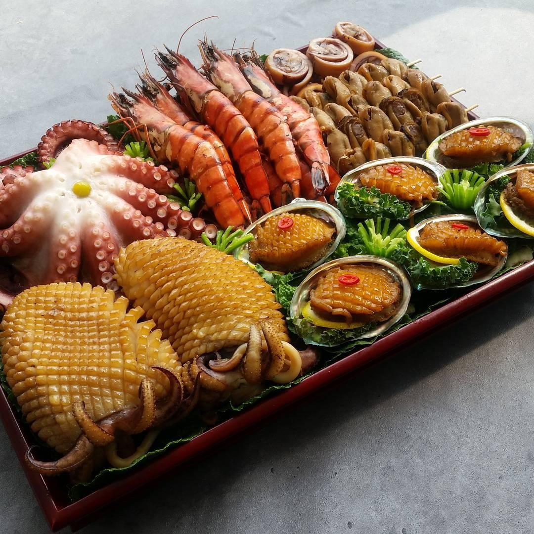 các món ăn Ibaji