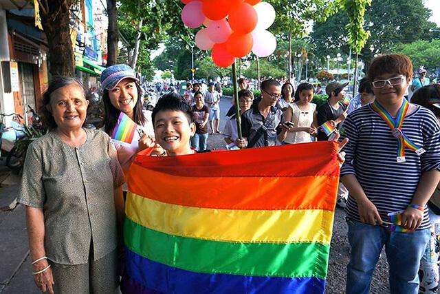 Đài Loan công nhận hôn nhân đồng giới